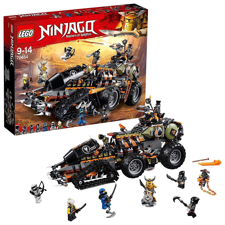 LEGO Dieselnaut (70654)