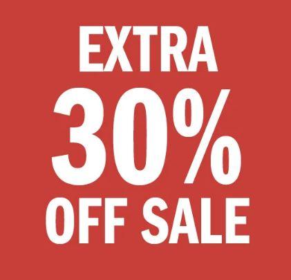 Met code 30% extra korting op sale @ Urban Outfitters