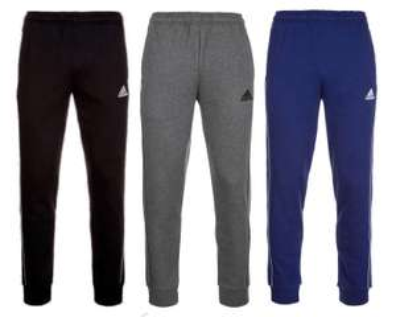 2-Pack adidas sweatpants + gratis verzending à €9,95 @ Geomix