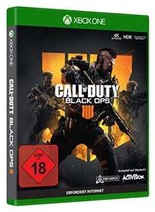 Call of Duty: Black Ops 4 (Xbox One) @ Amazon.de