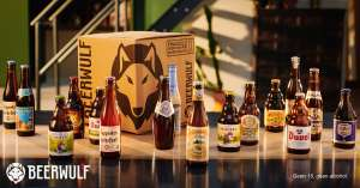 Flash deals bij Beerwulf