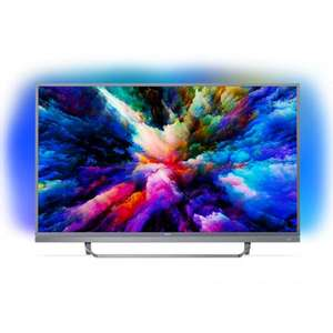 "Philips 49"" 4K Smart TV met Ambilight & Android"