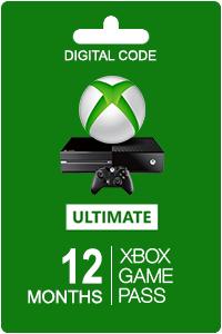 Xbox Game Pass Ultimate 12 maanden @ Livekaarten.nl