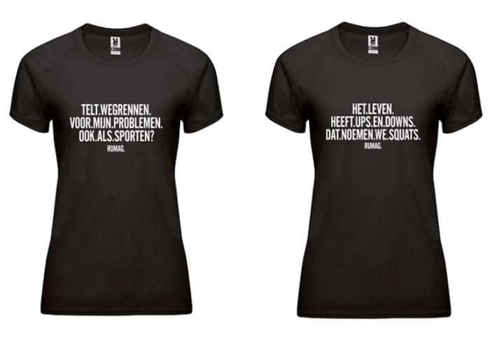 Rumag artikelen va €4,99 - t-shirts €7,99 @ ETOS