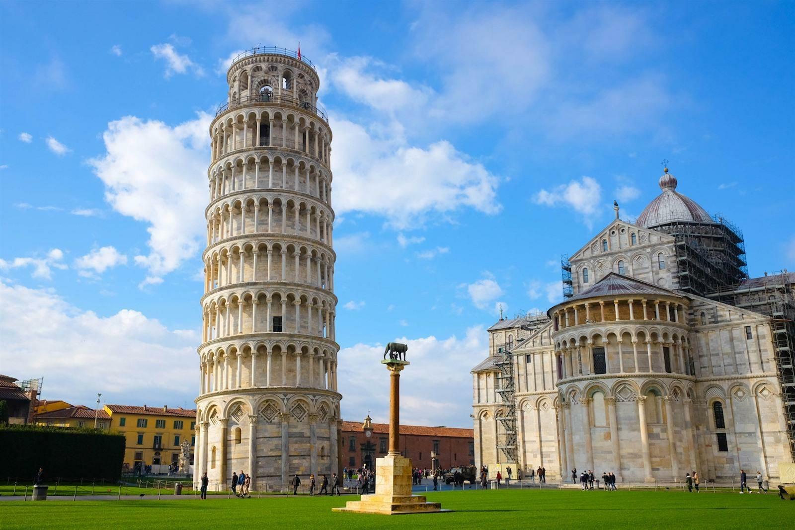 Vliegtickets Week Pisa voor 19.98€