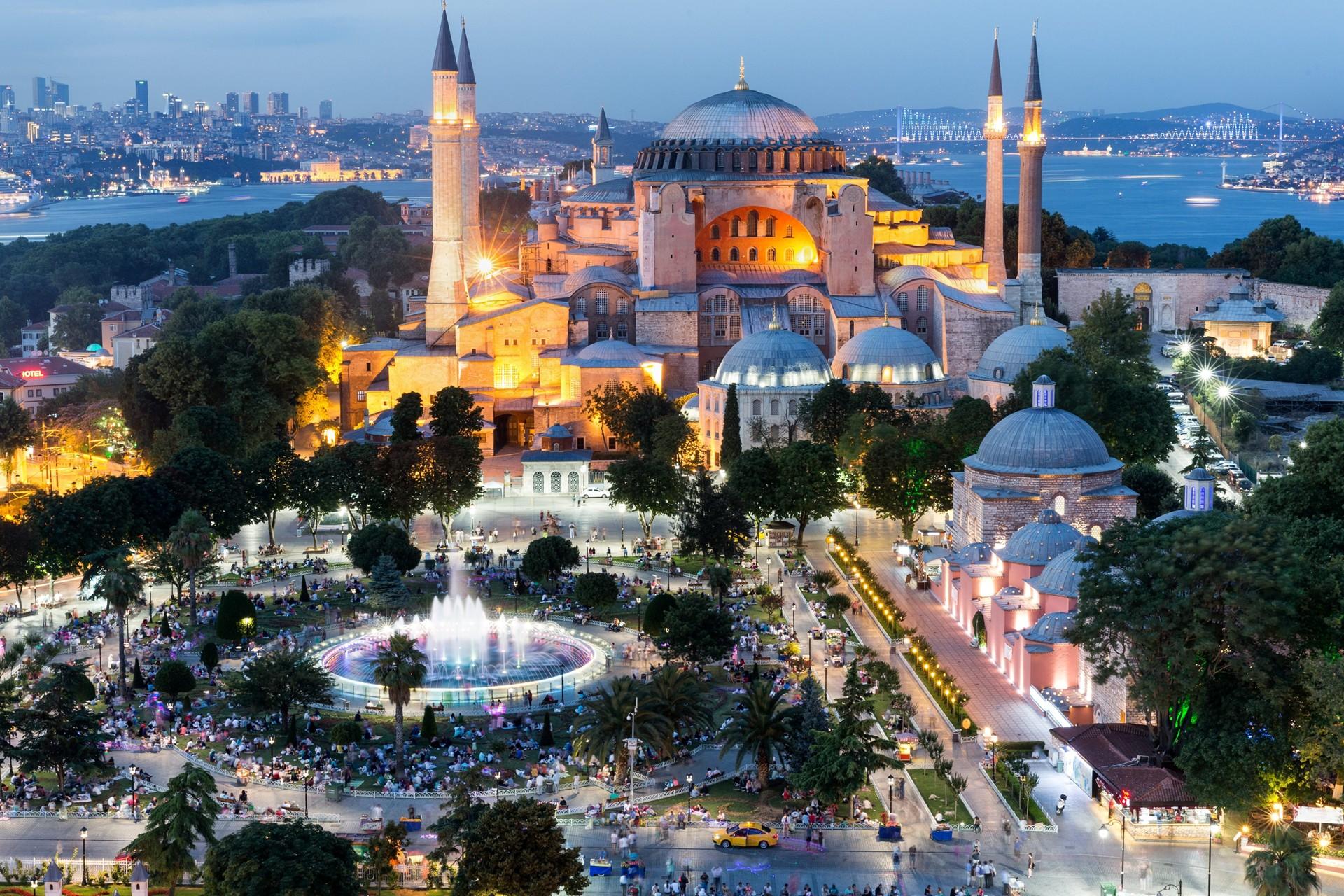 Vliegtickets 6 dagen naar Istanbul voor 77,99 EURO