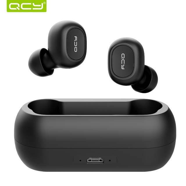 QCY qs1 TWS 5.0 Bluetooth hoofdtelefoon