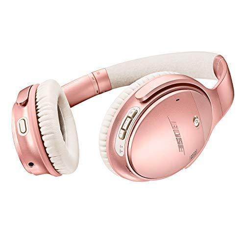 Bose quietcomfort Q35 rose-goud Amazon.de Zwart 259