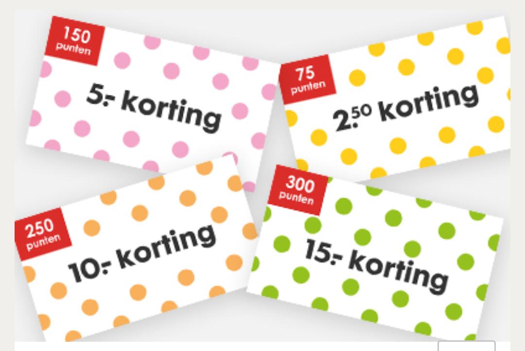 Vanaf 14 oktober: nieuwe gratis producten en korting met MeerHema punten