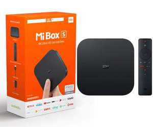 Xiaomi Mibox S 2GB DDR3 RAM 8GB ROM Global Version - EU