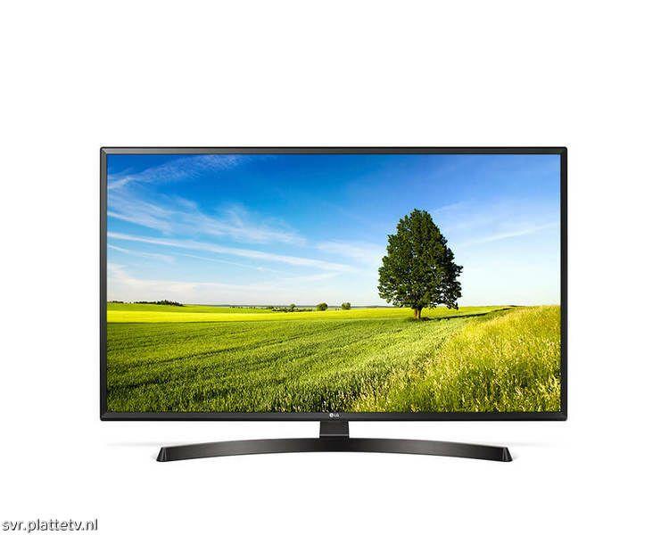 65 inch 4K UHD TV van LG (65UK6470PLC)