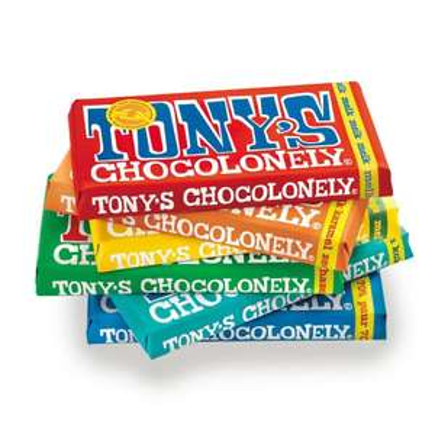 Alle varianten Tony Chocolonely (2 voor €4) @Jumbo