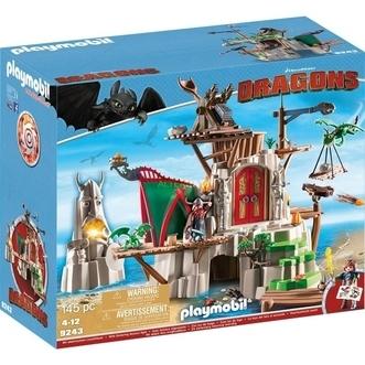 PLAYMOBIL Dragons - Berk 9243