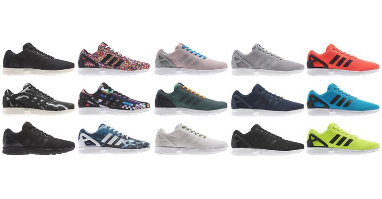 ZX Flux sneakers voor €33,75 (excl.) @ Adidas