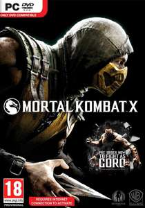 Mortal Kombat X (Steam) voor €6,82 @ CDkeys.com