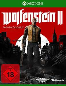 Wolfenstein II: The New Colossus (Xbox One) @ Amazon.de