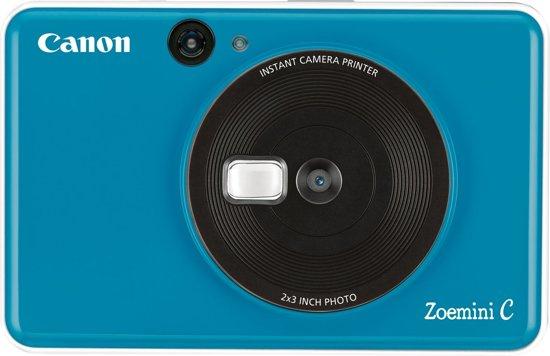 Canon Zoemini C Camera Blauw + cadeaubon t.w.v. 25 door review @ Bol.com