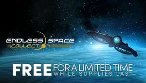 Endless Space® - Collection gratis via Humble Store