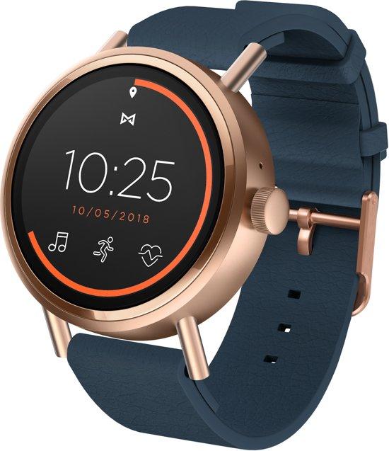 Misfit Vapor 2 Gen 4 MIS7101 - Smartwatch - Roségoud/Blauw