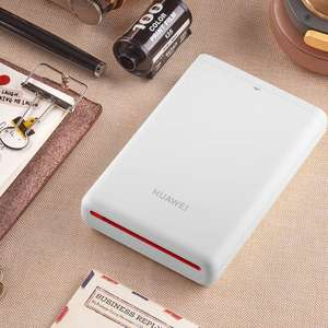 Huawei AR Draagbare Foto Printer @Aliexpress