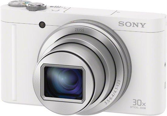 Sony Cybershot DSC-WX500 - Wit @ Bol.com