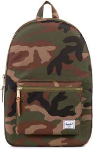 Herschel Supply Co. Settlement Rugzak 23 liter Woodland Camo @ Bol.com