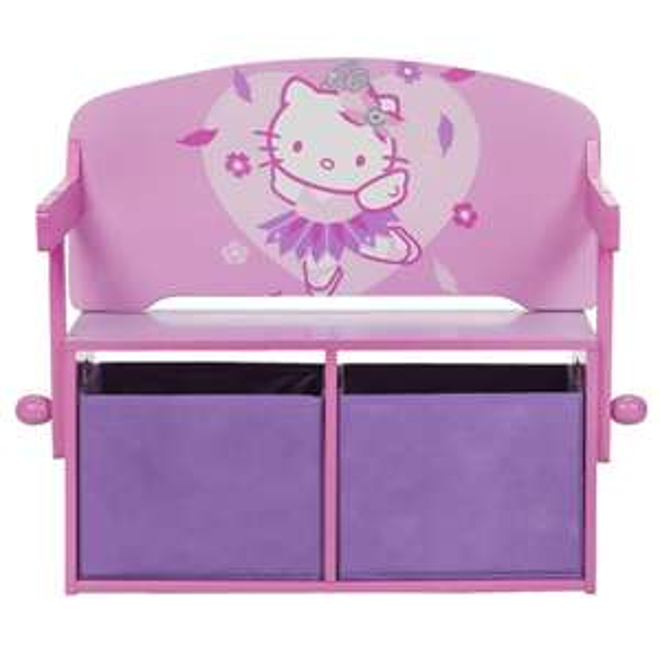[UPDATE: nu €20] Hello Kitty 3-in-1 Bank voor €25 @ Leen Bakker