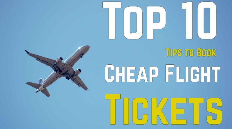 Top 10 goedkoopste vliegtickets voor 2 personen (Update dinsdag 17/09 17:00u)