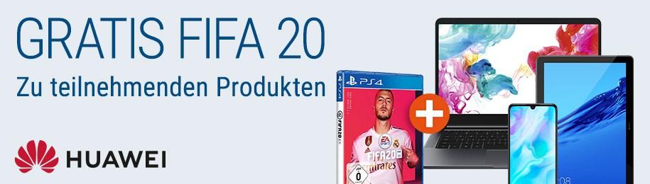 FIFA 20 PS4 gratis bij geselecteerde Huawei producten