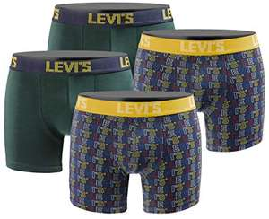 LEVIS Boxershorts Limited Style Edition 4-Pack @ amazon.de