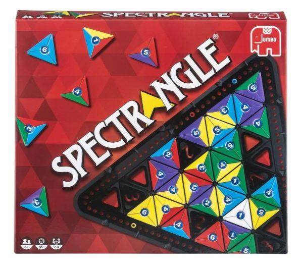 Spel JUMBO Spectrangle @ Kruidvat