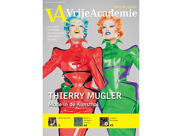 Gratis magazine Vrije Academie en maak kennis met kunst & cultuur!