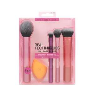 Real Techniques Everyday Essentials 5-delige kwasten set @ Lookfantastic