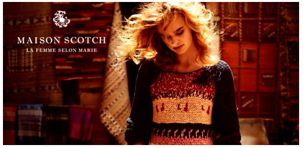 Maison Scotch shirts, truien & jacks vanaf €7,95 @ Shopvip