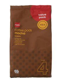138 koffiepads voor 6 euro 50 bij HEMA