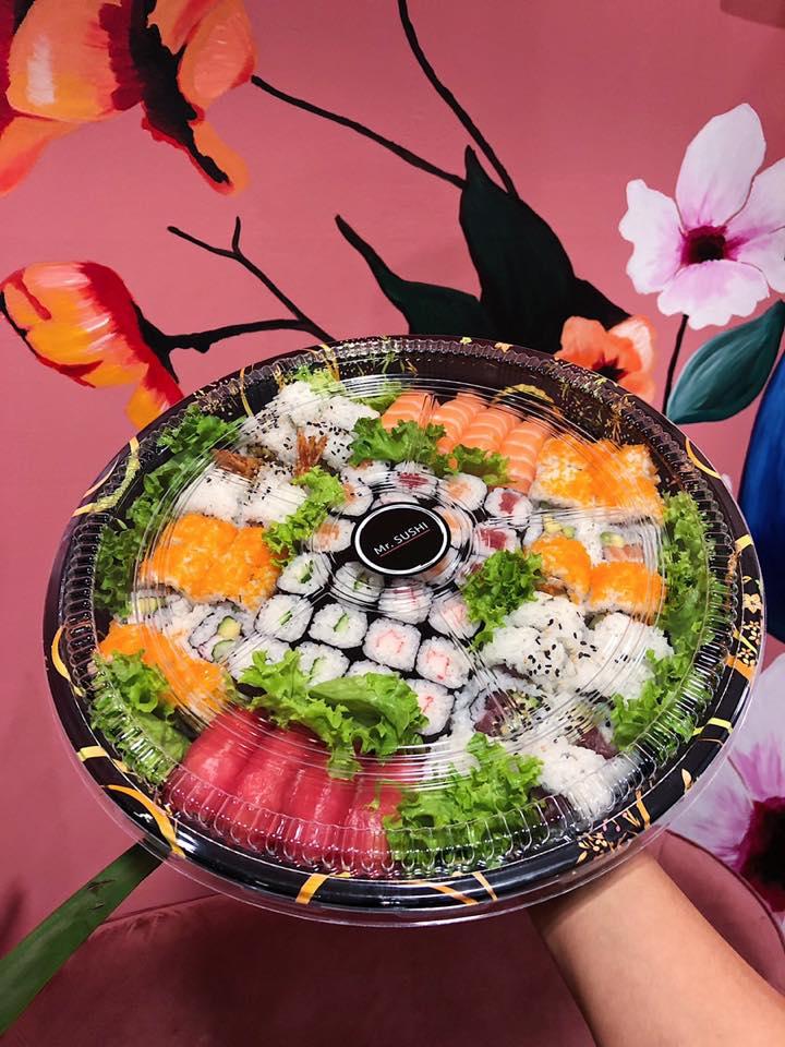 Sushi 64 stuks voor €28 @ Mr. Sushi
