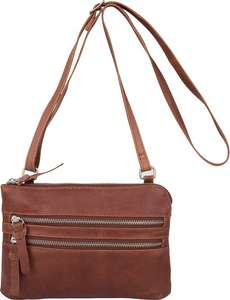 Cowboysbag Bag Tiverton - Cognac