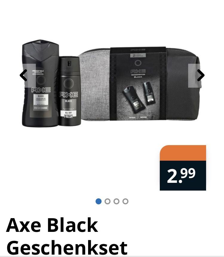 Axe black geschenkset @ trekpleister (winkels)