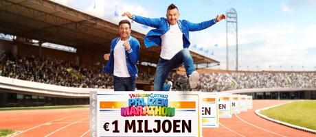 Dagje uit voor 4 personen + 15€ bij meespelen Vriendenloterij