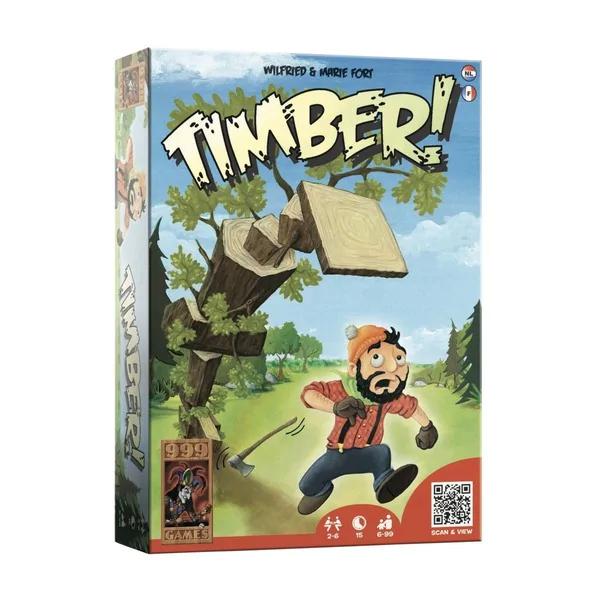 Timber! van 999 Games @kruidvat.nl