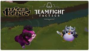 [Twitch Prime] League of Legends: TFT Little Legends @twitch.amazon.com