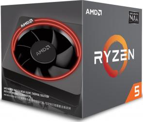 Ryzen 2600X MAX met grotere en betere RGB Cooler.
