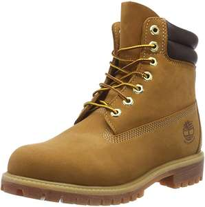 Timberland Men's 6 Inch Double Collar Waterproof Lace-up Boots @amazon.co.uk (beperkte maten)