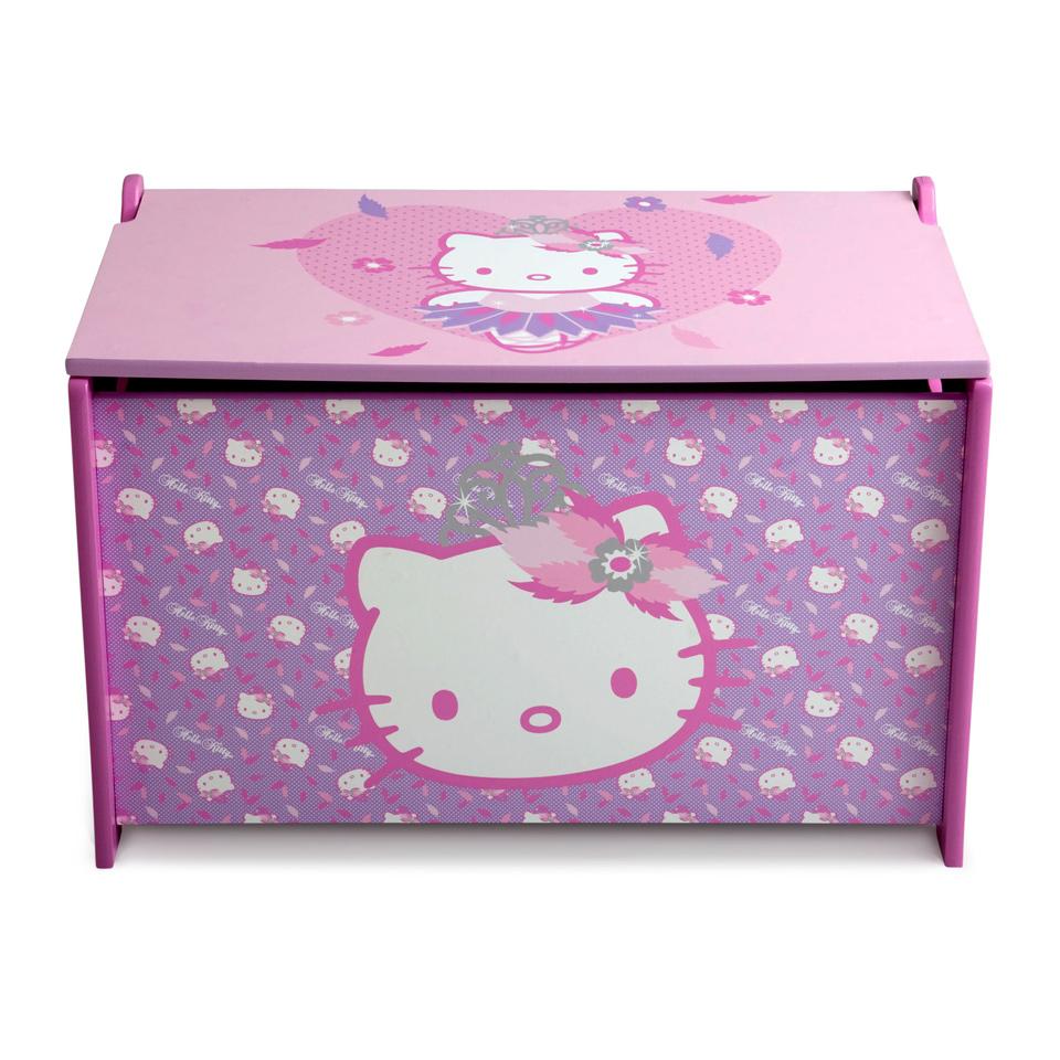 [UPDATE: nu €16] Hello Kitty opbergkist voor €20 @ Leen Bakker