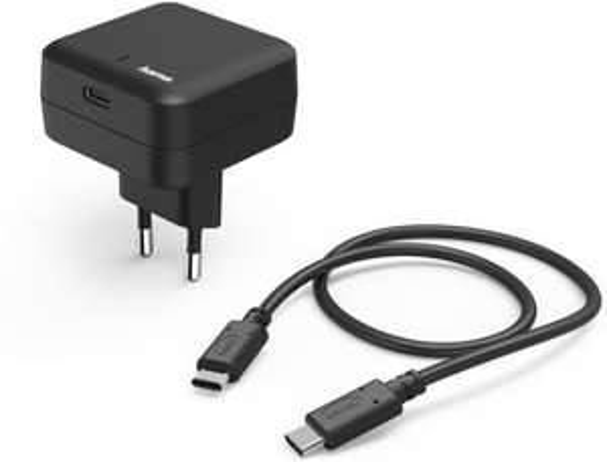 Hama 00183228 Oplaadset - USB Type-C-poort @ Bol.com