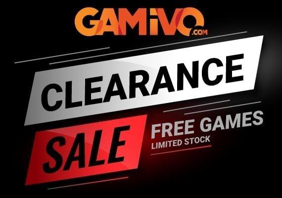 Gratis random Steam key @ Gamivo
