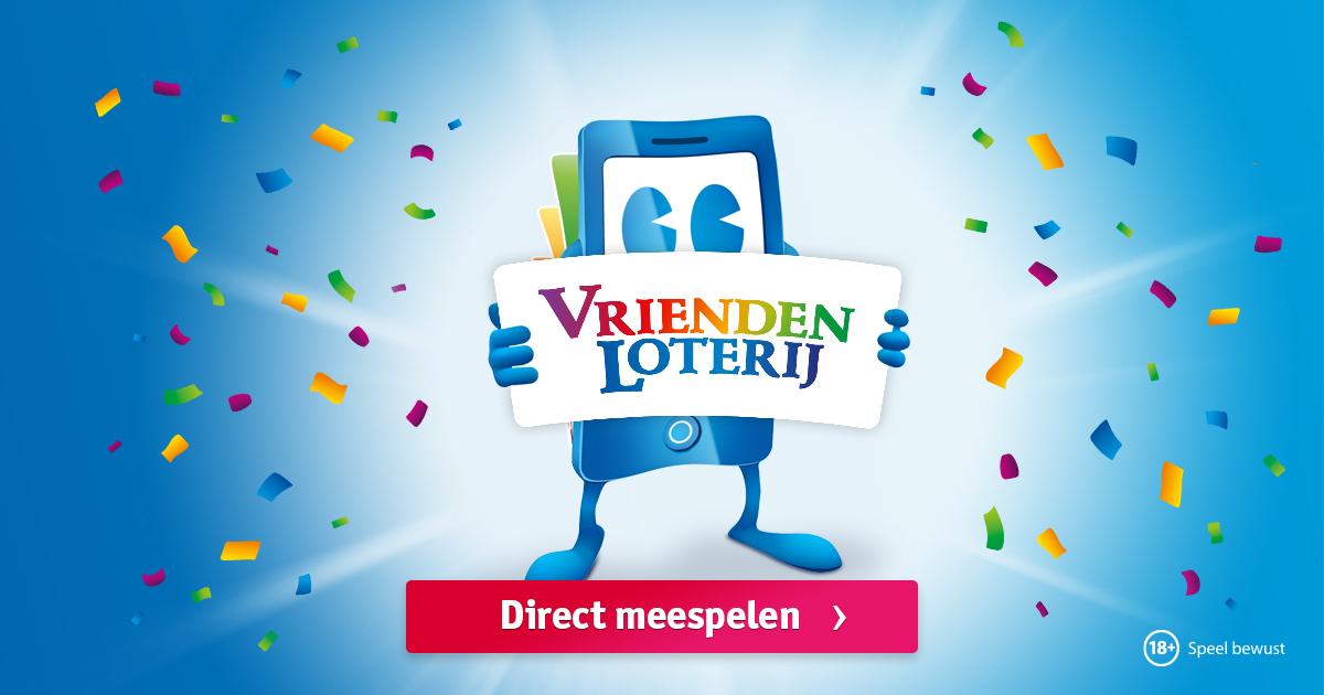 Nieuwe 24 uurs-actie: cadeaupakket + Mediamarkt cadeaukaart bij meespelen Vriendenloterij