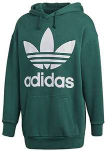 Adidas Originals trefoil hoody of Sweatshirt In M maat