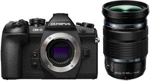 Olympus OM-D E-M1 Mark II + 12-100mm + gratis HLD-9 powergrip & 30mm macro lens @ Bol.com