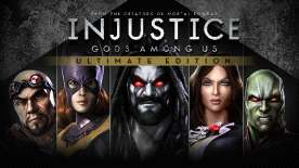 Injustice: Gods Among Us Ultimate Edition @greenmangaming.com